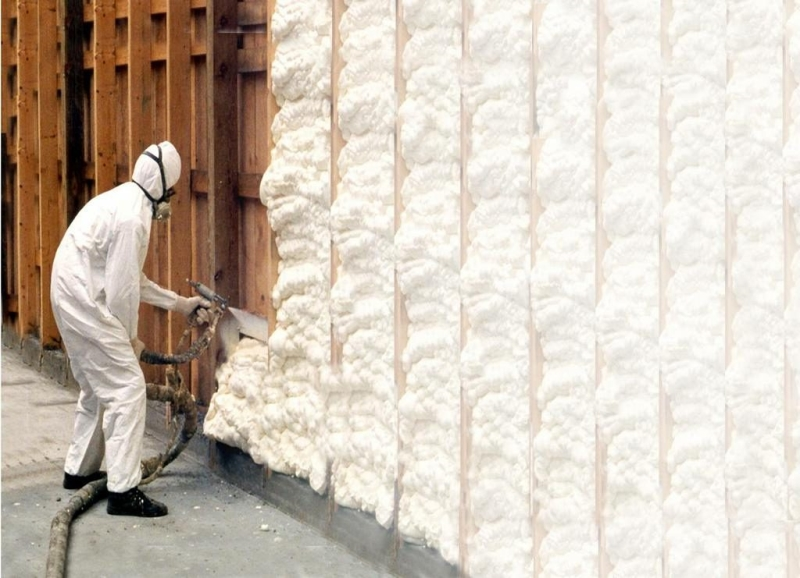 Optimized-Residential Spray Foam Insulation