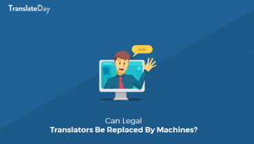 Can Legal Translators Be Replaced By Machines