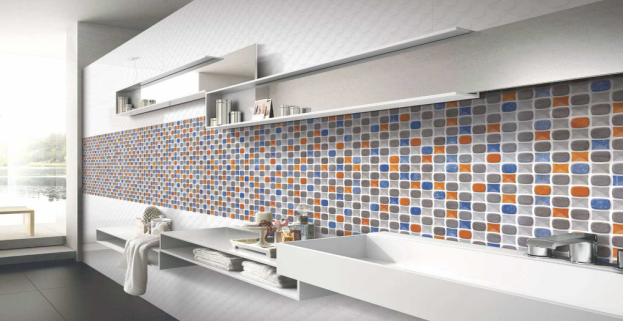 Surefire Design Ideas To Enrich Your Tiles For Your Small Bathroom