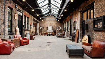 East London Warehouse