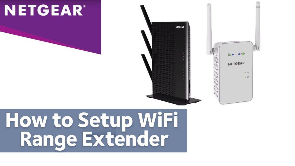 Netgear WiFi Extender Setup