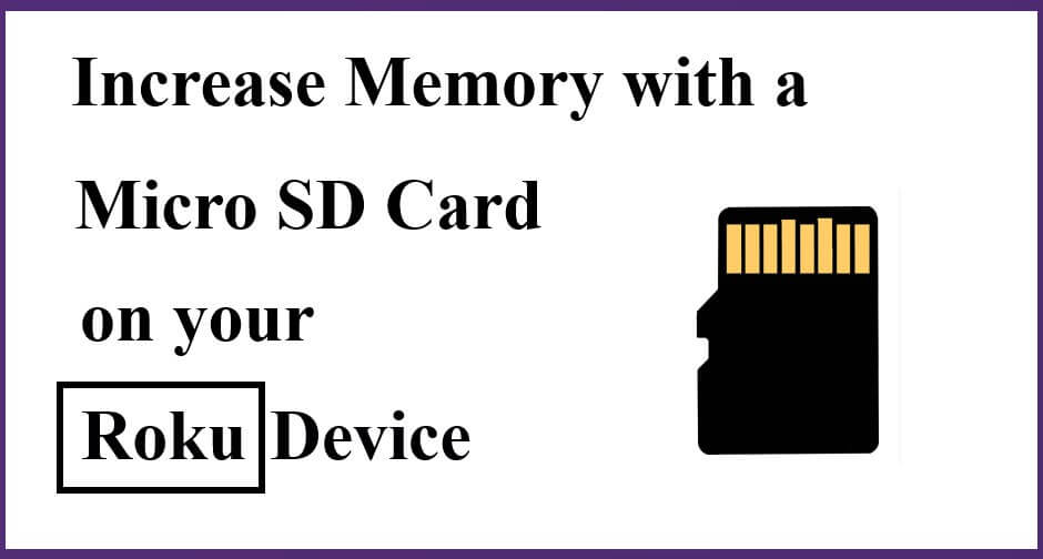 roku sd card