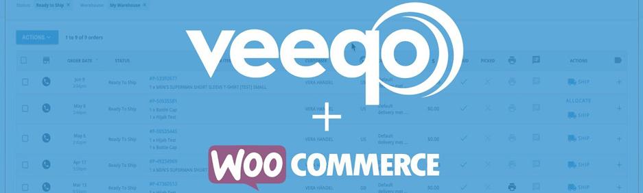 Veeqo and woocommerce